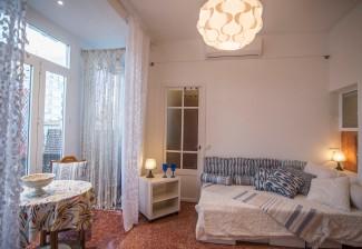 Sala Comedor y sofa cama