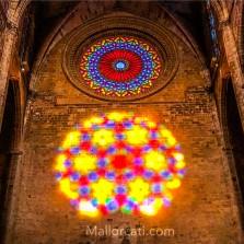 El ocho de la Catedral de Palma m
